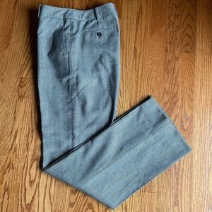 Brooks Brothers Wool Trousers Size 4 Caroline Fit